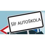 ŠÍF autoškola s.r.o. – logo společnosti
