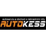 AUTODÍLY A AUTOSERVIS KESS – logo společnosti