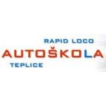 Autoškola Rapid Loco – logo společnosti