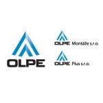 OLPE MONTÁŽE, spol. s r.o. – logo společnosti