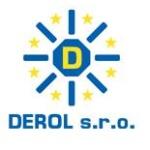 DEROL s.r.o. – logo společnosti