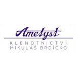 BRDÍČKO MIKULÁŠ- KLENOTNICTVÍ AMETYST TIŠNOV – logo společnosti