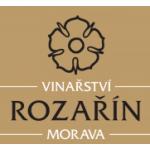 Vinařství Rozařín s.r.o. – logo společnosti
