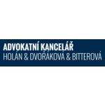 Mgr. Iva Dvořáková,LL.M., advokát- Advokátní kancelář HOLÁN & DVOŘÁKOVÁ & BITTEROVÁ – logo společnosti