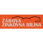 Žárová zinkovna Bílina, a.s. – logo společnosti