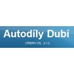URBAN OIL s.r.o.- autodíly Dubí – logo společnosti