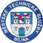 Městské technické služby Bílina – logo společnosti