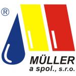 Müller a spol. s.r.o. – logo společnosti