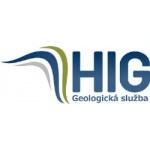 HIG geologická služba, spol. s r.o. – logo společnosti