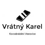 Vrátný Karel - Kovoobrábění Vranovice – logo společnosti