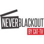 NEVER BLACKOUT s.r.o. – logo společnosti