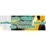 Dušan Větrovec – logo společnosti