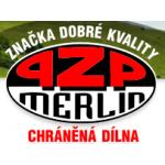 P Z P MERLIN s.r.o. – logo společnosti