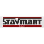STAVMART, s.r.o. – logo společnosti