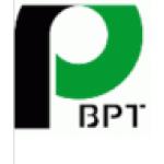 Báňské projekty Teplice, a.s. – logo společnosti