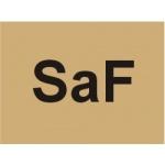 Ságner František - SaF truhlářství – logo společnosti