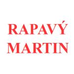 RAPAVÝ MARTIN-STŘECHY – logo společnosti