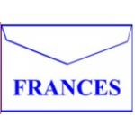 FRANCES s.r.o.- bublinkové a dopisní obálky – logo společnosti