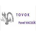 Pavel Vaculík - INSTALATÉRSTVÍ TOVOK – logo společnosti