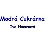 Hanusová Iva - Modrá Cukrárna – logo společnosti