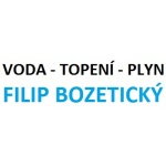 Filip Bozetický - Voda-plyn-topení – logo společnosti