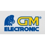 GM electronic, spol. s r.o. (pobočka Praha 8) – logo společnosti