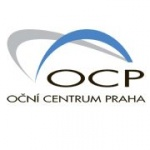 Oční centrum Praha, a.s. – logo společnosti