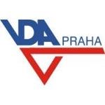 VDA - PRAHA - Výrobní družstvo autoprůmyslu – logo společnosti