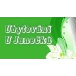 Zdenka Kostrounová - Ubytování U Janečků – logo společnosti