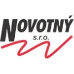 NOVOTNÝ s.r.o. - Regály a regálové systémy (pobočka Lysá nad Labem) – logo společnosti