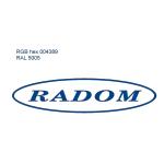 RADOM, s.r.o. – logo společnosti