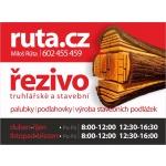STAVEBNÍ A TRUHLÁŘSKÉ ŘEZIVO - Růta Miloš – logo společnosti
