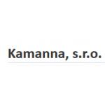 Kamanna, s.r.o. – logo společnosti