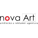 nova-Art s.r.o. - Umělecká a reklamní agentura Praha – logo společnosti