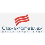 Česká exportní banka, a.s. - Czech Export Bank – logo společnosti