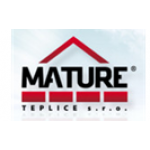 MATURE TEPLICE, s.r.o. – logo společnosti