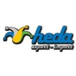 HEDA export-import, spol. s r.o. – logo společnosti