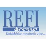 REFI group s.r.o. – logo společnosti