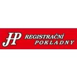 Hošek Petr - JHP kontrolní pokladny – logo společnosti
