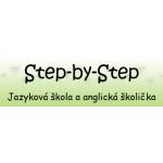 Jazyková školička Step by Step – logo společnosti