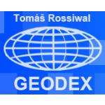 Tomáš Rossiwal GEODEX – logo společnosti
