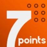 7points, s.r.o. (pobočka Praha - Chodov) – logo společnosti