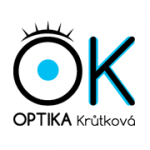 Krůtková Šárka - Oční optik – logo společnosti