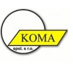 KOMA, spol. s.r.o. – logo společnosti