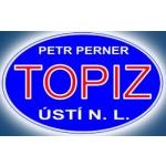 Perner Petr - TOPIZ – logo společnosti