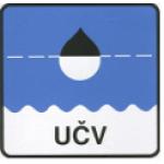 UNIVERZÁLNÍ ČISTÁ VODA a. s. – logo společnosti