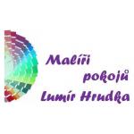 Hrudka Lumír- malířské práce – logo společnosti
