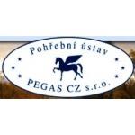PEGAS CZ s.r.o. (pobočka Pohřební služby a krematoria) – logo společnosti