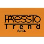 PRESSTO TREND s.r.o. (pobočka Vracovice) – logo společnosti