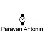Paravan Antonín- HODINÁŘSTVÍ PARAVAN – logo společnosti